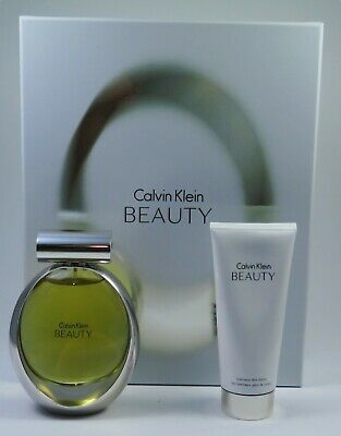 Calvin Klein BEAUTY 100ml EdP Eau de Parfum  + 100ml Gesichtslotion SET NEU