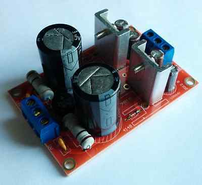 7805 7905 Dual Rail Regulator Power Supply DC +/- 5V
