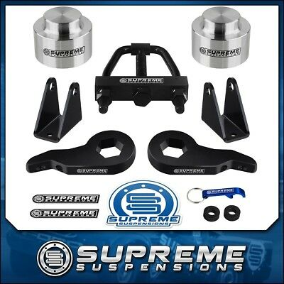 "2003-2010 Hummer H2 3"" + 2"" FULL Lift Kit + Torsion Tool PRO"