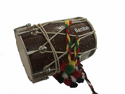 Dhol for Kids Small Size Made From Mangowood Can Also Use For Decoration