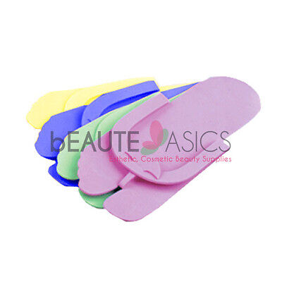 48 Pairs Disposable Pedicure Slippers Flip Flop - #DS03M x4