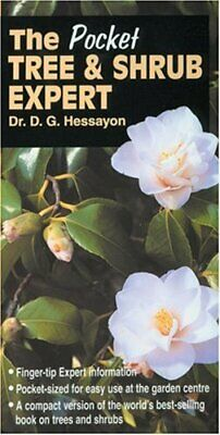 The Pocket Tree and Shrub Expert (Pocket Expert) by Hessayon, D. G. Paperback