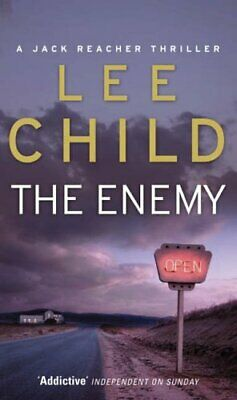 The Enemy: (Jack Reacher 8) by Child, Lee Book The Cheap Fast Free Post