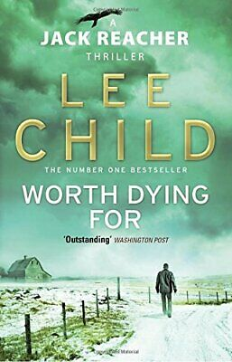 Worth Dying For: (Jack Reacher 15) by Child, Lee Book The Cheap Fast Free Post