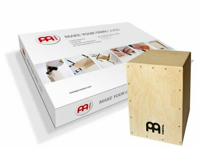 Meinl MYO-CAJ Make Your Own Cajon Percussion Drum
