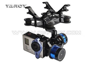 Tarot T-2D TL68A08 2 Axis Camera Brushless Gimbal For Gopro Hero 3