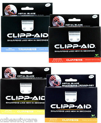 Clipp-Aid Of Blade Sharpening Crystals For Clippers & Trimmers(Wahl/Andis/Oster)