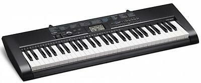 Casio CTK-1200 complete brand new with power adapter(Indian style) fast shipping
