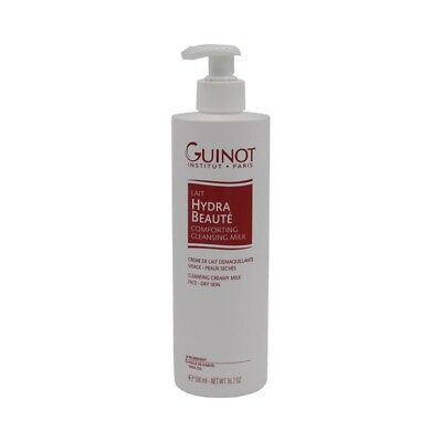 GUINOT Lait Hydra Confort Comforting Cleansing Milk 500ml  NEW