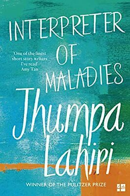 Interpreter of Maladies: Stories by Lahiri, Jhumpa Paperback Book The Cheap Fast