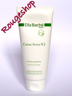 Ella Bache Creme Intex No 2 Purifying Cream 200ML NEW