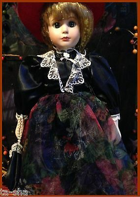 Haunted Porcelain doll host for spirit of young woman dates back to 1927