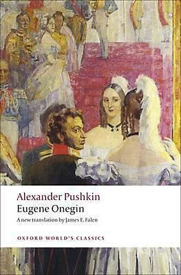 Eugene Onegin: A Novel in Verse by Alexander Pushkin (English) Paperback Book Fr
