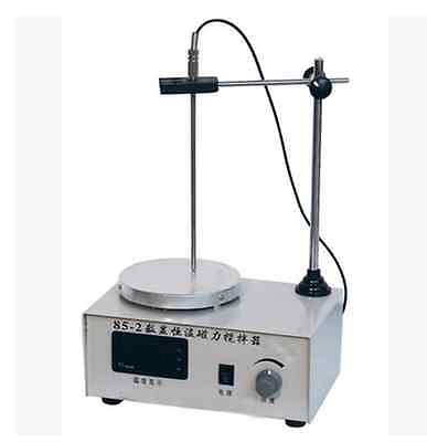Magnetic Stirrer with Heating Plate Hotplate Mixer 85-2 NEW