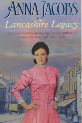 Lancashire Legacy, Jacobs, Anna Paperback Book The Cheap Fast Free Post