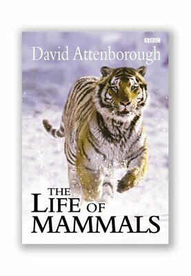 Life of Mammals by Attenborough, David Hardback Book The Cheap Fast Free Post