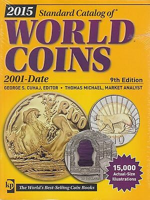 Standard Catalog of World Coins 2001 - Date, englischsprachig 9th Edition 2015
