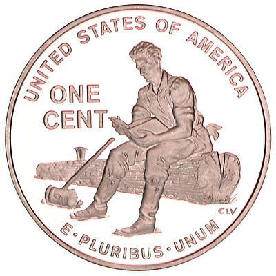 2009 S Lincoln Cent Formative Years Proof Penny
