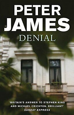 Denial by James, Peter Paperback Book The Cheap Fast Free Post