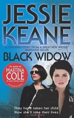 Black Widow by Keane, Jessie Paperback Book The Cheap Fast Free Post