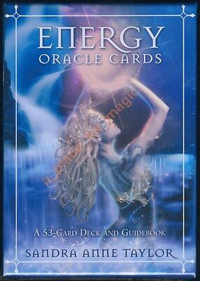 NEW Sandra Anne Taylor Energy Oracle Cards Deck