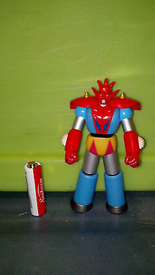 Getter Go Nagai Characters GETTER ROBO G Loose Figure Rare 3.75 inch