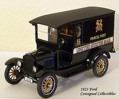 Danbury Mint 1925 FORD U.S.MAIL TRUCK   MIB!