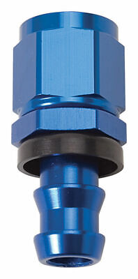 Twist-Lok Blue Anodized Russell Performance 624020 Hose Ends