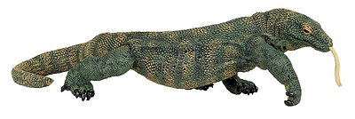 FREE SHIPPING | Papo 50103 Komodo Dragon Toy Replica - New in Package