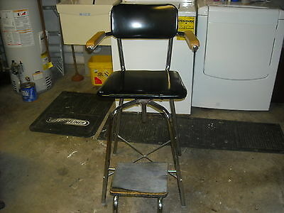 Vintage Adjustable Medical Office Chair  LOCAL PICK UP ONLY
