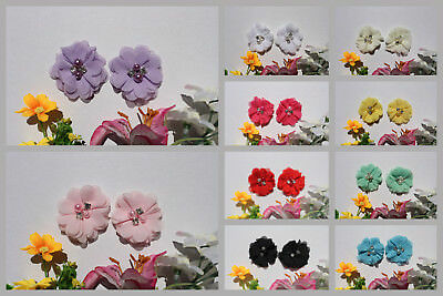 Girl Hair Clips Baby Infant Toddler Women Hairpin One Pair Photo Prop New
