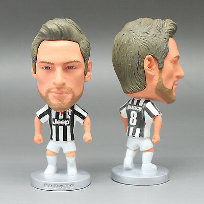Marchisio #8 Juventus Kodoto Soccer Stars Football Minifigure Doll