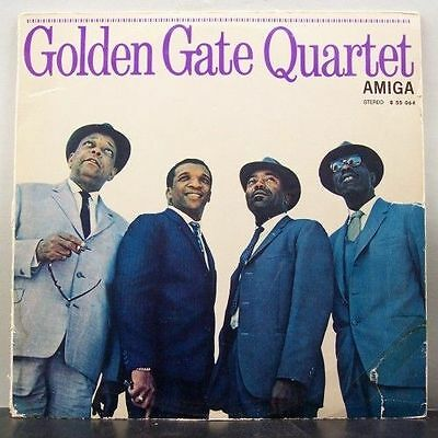 (o) Golden Gate Quartet - same (Amiga)