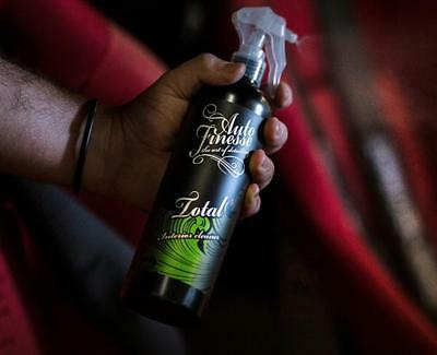 Auto Finesse Total Interior Cleaner - Fabric Plastic Vinyl - 500ml