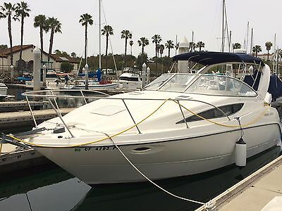 2002 Bayliner Ciera 2855 Boat fitted with single Mercruiser 350hp Petrol engine