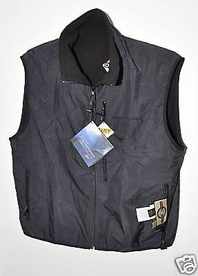 LEHMAN BROTHERS ~ SPORTSWEAR VEST ~ CUTTING EDGE ~ GREAT QUALITY ~ NEW!