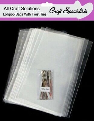 Top Quality Clear Cellophane Lollipop Bags / Display Bags/cookies/sweets