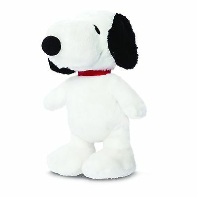 "*NEW* PEANUTS - 7.5"" Snoopy Plush Cuddly Soft Toy Teddy by AURORA Charlie Brown"