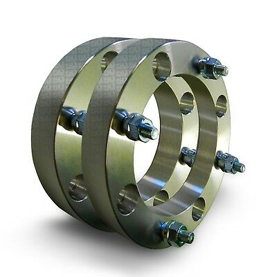 "King Quad 400//450//700//750 2 New EPI 2/"" 4//110 Wheel Spacers For Suzuki Eiger"