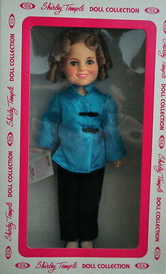 """1982 Shirley Temple """"Stowaway"""" 12"""" doll by Ideal is Mint in Box!"""