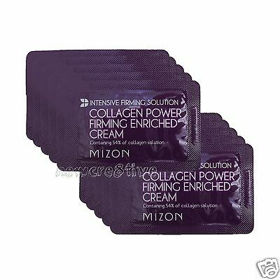 [MIZON] Collagen Power Firming Enriched Cream Sample 10pcs