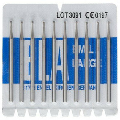 ELA Steel Engraving Burrs-Size 14-Made In Germany -Free Postage! 15020550