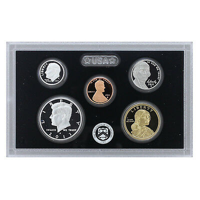 Kennedy//SAC//dime++++ 2011 S PARTIAL SILVER PROOF Set