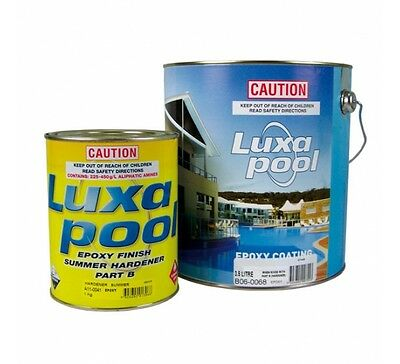 Swimming Pool Paint. 3.5 Litre 2 pack Epoxy Pool Paint