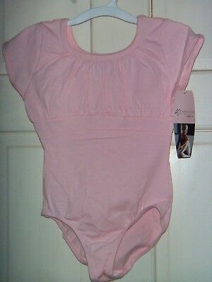 New Girls Freestyle by Danskin Sleeveles Leotard - Pink - Choose Size NWT