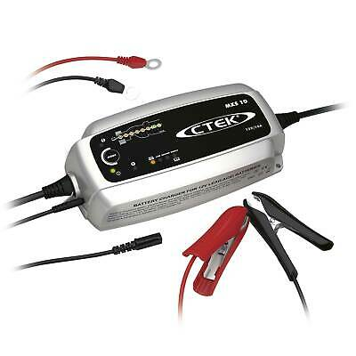 CTEK MXS 10 Battery Charger 20 - 200Ah Charging - Race/Rally/Motorsport