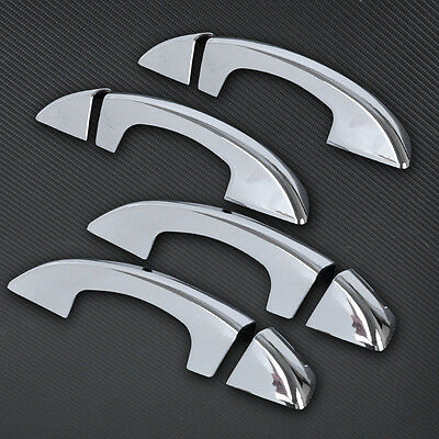 New Chrome Door Handle Cover trim for VW GOLF MK7 2013 2014