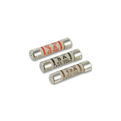 PACK OF 5-5 Amp Mains Fuses BS1362 ASTA for UK Plug