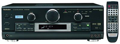 >> Technics SA-DX1050 EX-DISPLAY DTS HOME-CINEMA RECEIVER (Marked)