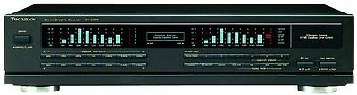 >> Technics SH-GE70 EX-DISPLAY HI-FI GRAPHIC EQUALISER